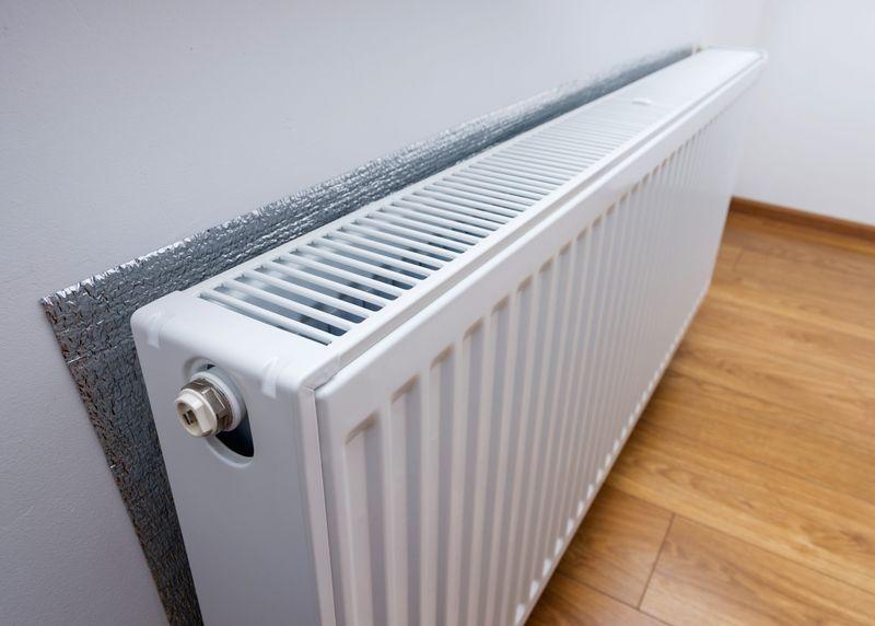 pannelli riflettenti per termosifoni